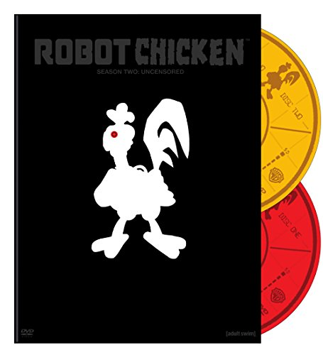 Robot Chicken - Season Two (Uncensored)
