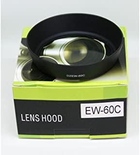 Canon EF-S 18-55mm Lens İçin EW-60C Parasoley, Lens Hood