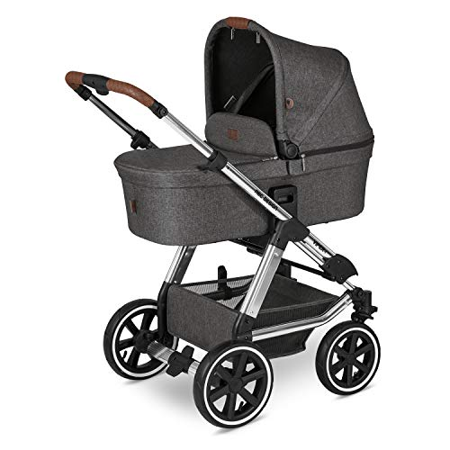 Kinderwagen Buggy Kombikinderwagen ABC DESIGN VIPER 4 AIR (DIAMOND ASPHALT)