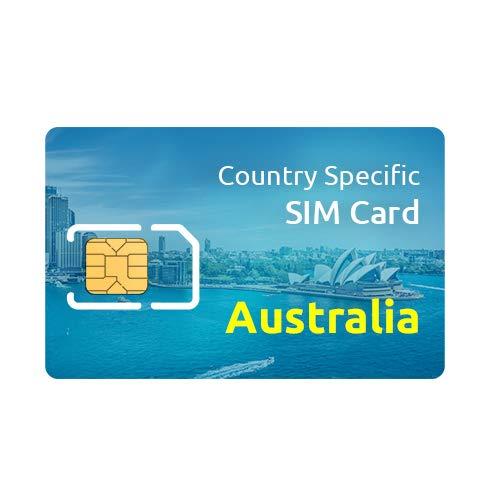 WorldSIM Australia SIM Card