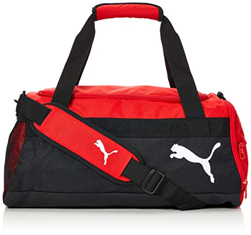 Puma teamGOAL 23 Teambag S Sporttasche, Red Black, OSFA