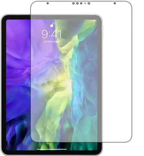 PDA工房 iPad Pro (11インチ)(第2世代・2020年発売モデル) ペーパーライク 保護 フィルム [前面用] 反射低減 日本製