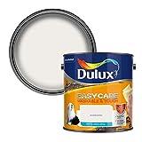Dulux 5260796 Easycare Washable & Tough Matt Emulsion Paint For Walls And Ceilings - Pure Brilliant White 2. 5 Litres