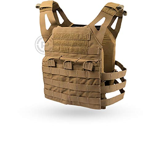 Crye Precision 1.0 Vest - Coyote Brown - Large