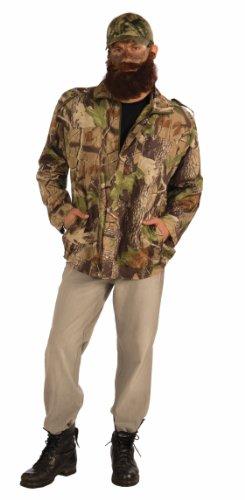 Forum Novelties Men's Hunting Man Costume Jacket, Camouflage, One Size