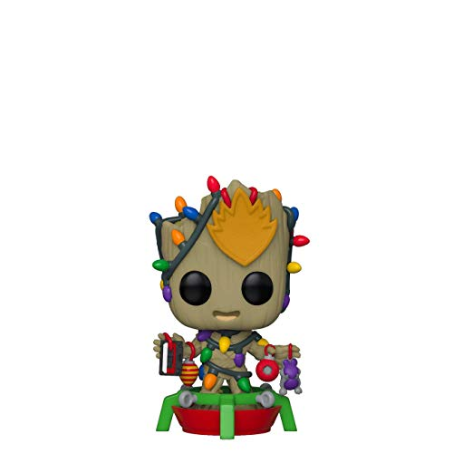 Funko Pop Marvel Groot (Holiday) #536 - Marvel Collector Corps