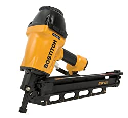 BOSTITCH Round Head Framing Nailer for framing