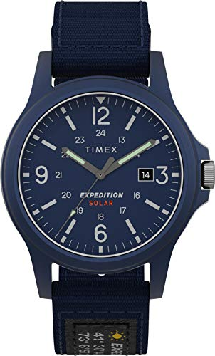 Timex Herren Analog Uhr mit Stoff Armband TW4B18900