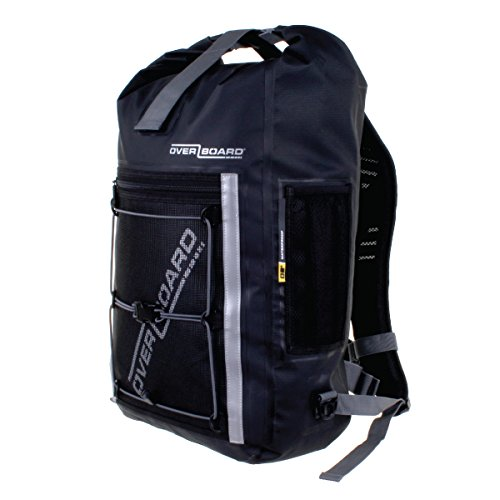 OverBoard Pro-Sports 100% Waterproof Backpack Bag with Adjustable Chest and Sternum Straps