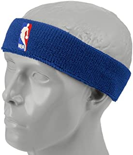 NBA Logoman Headband - Royal Blue - Royal One Size