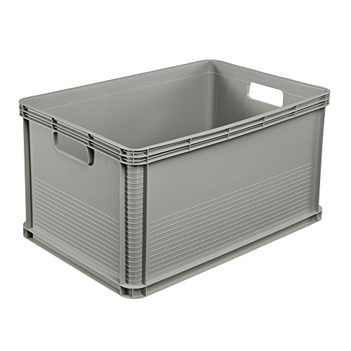 keeeper Box, Light Grey, 1 x 64 l