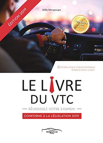 Le livre du VTC 2019 (Examen VTC 2019)