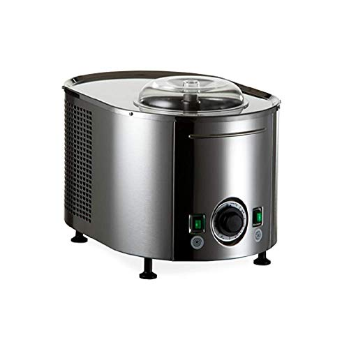 Lello 4080 Musso Lussino 1.5-Quart Ice Cream Maker, Stainless -...