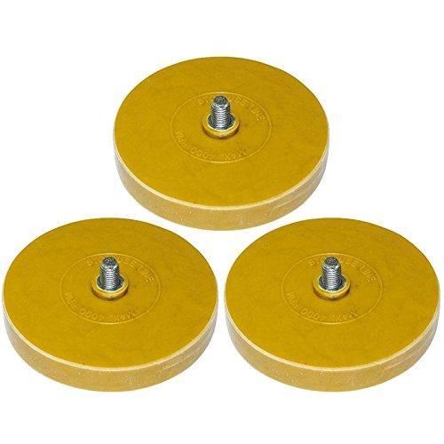 Folienradierer Radierer Kfz Radiergummi Gr. 88 x 15 x 6mm VPE 3 Stück