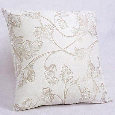 Miaoge Country Trompette Fleur Motif décoratif Taie d'oreiller avec insert