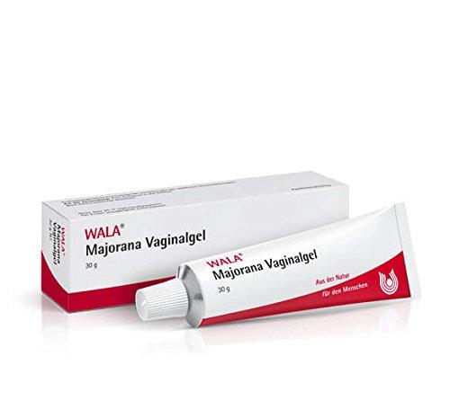 Vaginalgel Majorana Sparset 3x30g bei gereizter Vaginalschleimhaut, Juckreiz, Entzündungen, Scheidenausfluss geeignet zur Nachbehandlung von Pilzinfektionen und begleitend zur Antibiotikatherapie