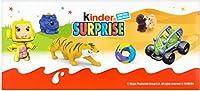 Kinder Surprise Chocolate Egg (3x20g) キンダーサプライズチョコレートの卵( 3X20G )