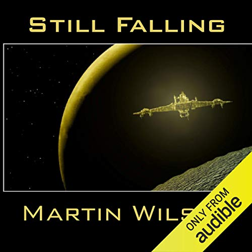 Still Falling (Solstice 31 Saga: Book 1) Titelbild