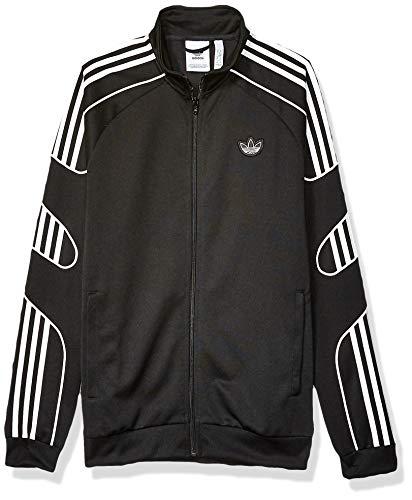 adidas Originals Herren F-Strike Track Top Jacket Jacke, schwarz, Medium