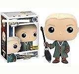 Fcunokacetr Funko Pop Harry Potter Harry Potter Dobby Snape Ron Hermione Luna Figura Malfoy #19