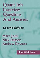 Quant Job Interview Questions and Answers