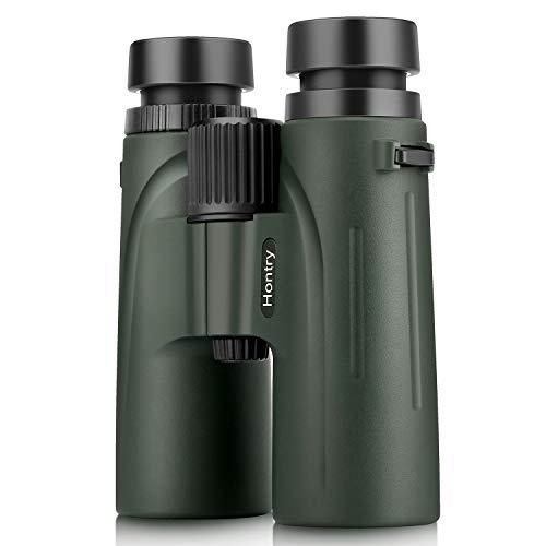 8x42 Waterproof Binoculars for Adults, Compact Roof Binoculars for Bird Watching, Hunting and Sightseeing Tour