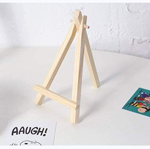 Xatelack Foldable Baseball Card Holder for Desk Easel Display Stand Business Card Post Card product image