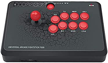 MAYFLASH Universal Arcade FIGHTSTICK F500 for Xbox Series X/PS4/PS3/ Xbox ONE/Xbox 360/PC/Android/Switch/NEOGEO Mini/SEGA MEGA Drive/SEGA Genesis