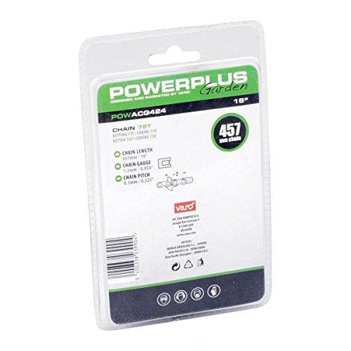 POWERPLUS POWACG424 - Cadena 18'' 450mm 72d poweg1011/powxg1007/powxqg4040/powxg1021