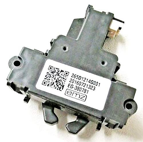 Compatible Door Latch-Lock for GENERAL ELECTRIC DDT575SGF0BB GENERAL ELECTRIC GDF520PGD1WW GENERAL ELECTRIC GDF510PGD0BB GENERAL ELECTRIC GDF510PSD1SS GENERAL ELECTRIC GDF570SGF0BB Dishwasher's