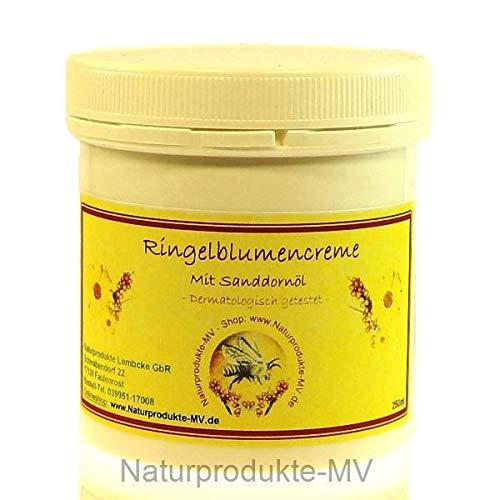 Ringelblumencreme mit Sanddornöl (250ml)