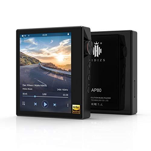 Verlustfreier Player Hochauflösender Digitaler Audio-Player Touch-Steuerung Bluetooth MP3-Player Hochauflösender Audio-Player Professioneller Sport-Player Kostenlose Spezielle Ledertasche Und Gürtel