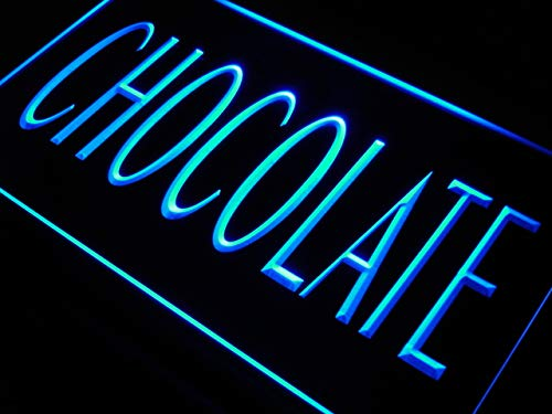 ADV PRO Enseigne Lumineuse j688-b Chocolate Shop Lure Candy Gift Neon Light Sign