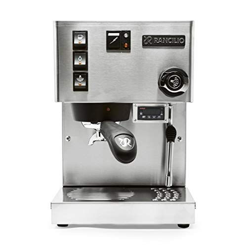Rancilio Silvia Espresso Machine w/ PID Installed