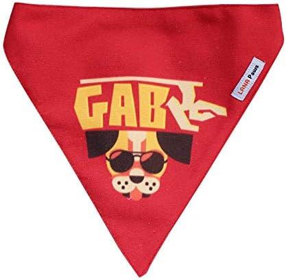 Lana Paws Gabru Dog Bandana/Dog Scarf/Dog Gift (Adjustable)