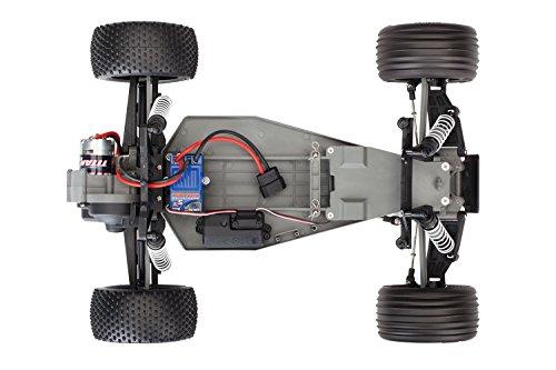 RC Truggy kaufen Truggy Bild 1: Traxxas Rustler Brushed 1:10 RC Modellauto Elektro Truggy Heckantrieb (2WD) RTR 2,4 GHz*