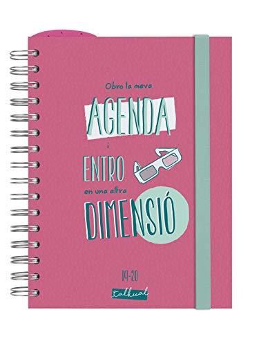 Finocam - Agenda 2019-2020 1 día página catalán Talkual...