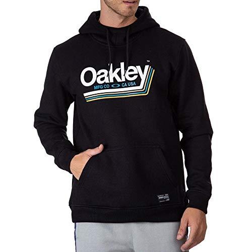 Moletom Oakley Tractor Label Hoodie Preto