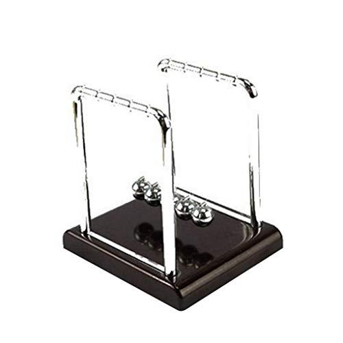 ruiruiNIE 0-9999 Ohm Simple Resistance Box Präzisions-Lehrinstrument für Variable Dekadenwiderstände