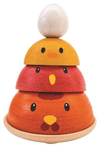 PlanToys Chicken Nesting