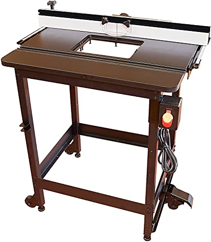 SawStop RT-PHFS Assembly: Standalone Phenolic Router Table