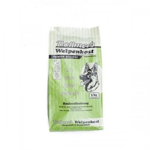 Vollmers Welpenkost 5 kg, Trockenfutter, Hundefutter