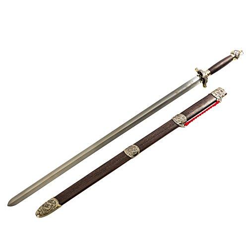 wu designs Tien Kun Taiji Jian - Tai Chi Wushu Chinesisches Schwert - Größe 5