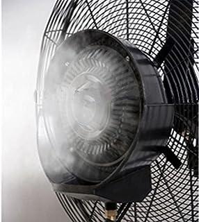 Kedbrooke Outdoor Pedestal Mist Fan 26 inch Diameter Air Cooler Water Mist Humidifier with 42 Liter Water Tank With 1 year...