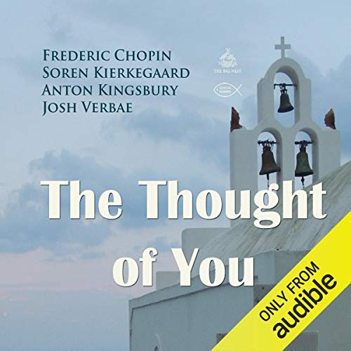 The Thought of You audiobook cover art