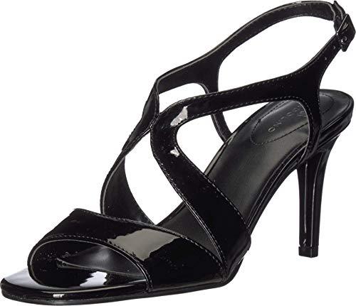 Bandolino Tamar Black Leather 10.5 M