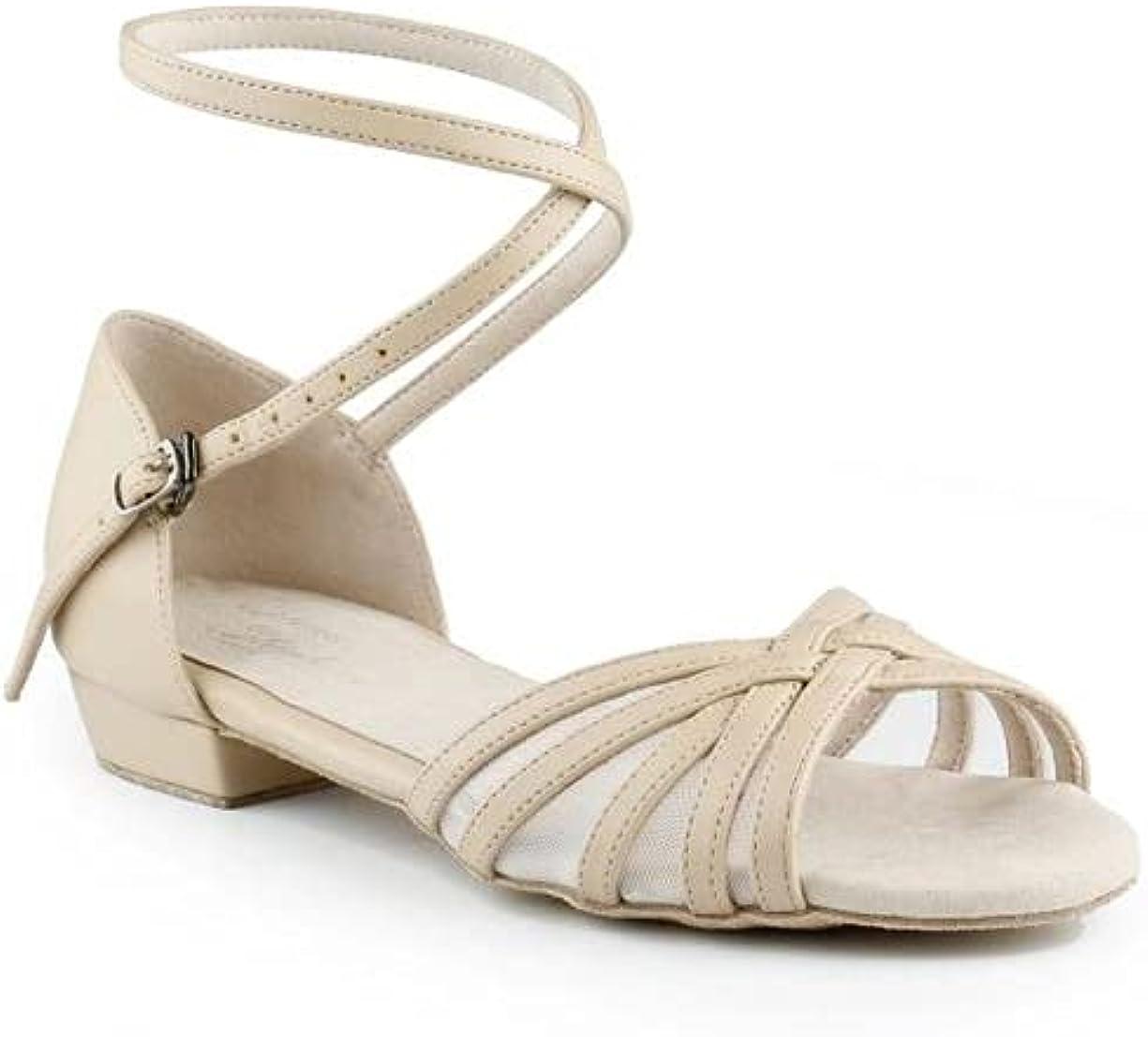 Mesh Latin Swing Dance Shoes Women Low Heel Women Ballroom Dance Shoes Salsa Social Beginner Practice Wedding Dancing Heels.