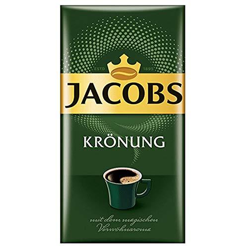 Jacobs KRÖNUNG gemahlen 18x 500g (9000g) - Jacob's Filterkaffee, Kaffee