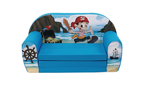 Knorrtoys 68450 - Kindersofa - Pirat