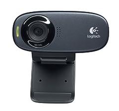C310, HD, 1280x720, 5MP, USB, black